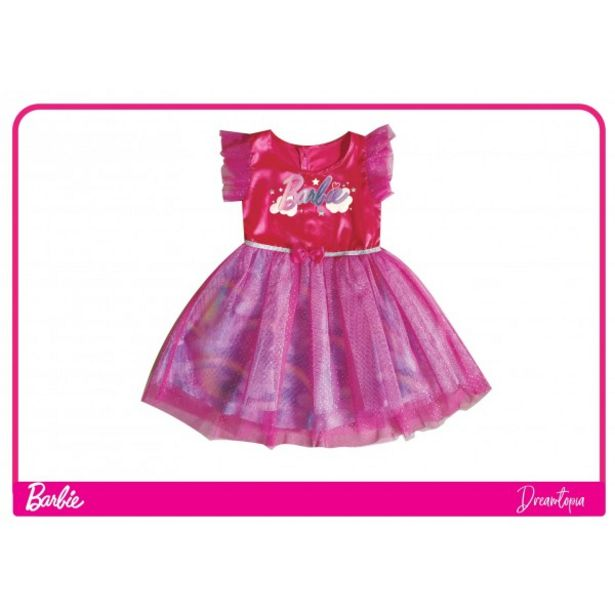 Barbie Dreamtopia Dress Age 3-4 offers at R 449,9