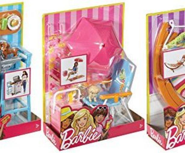 Barbie Furniture – Outdoor Asst offers at R 259,9