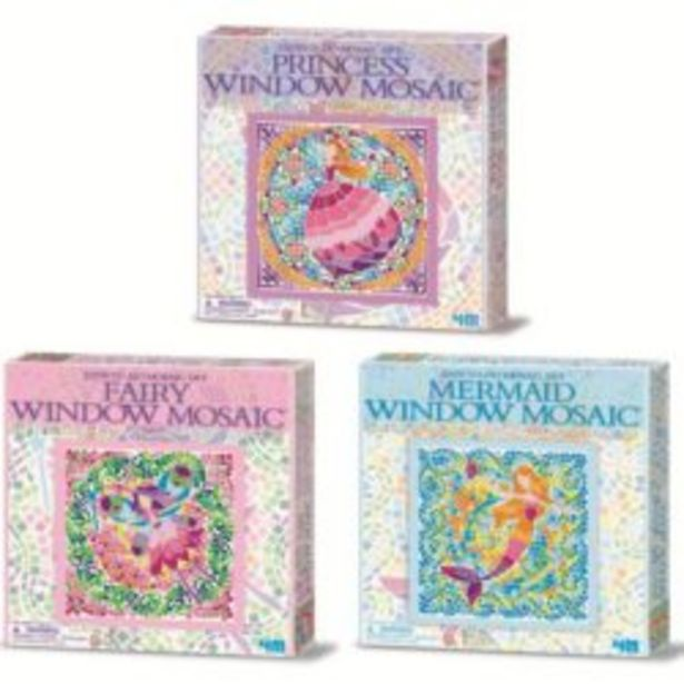 4m – Easy To Do Window Mosaic / Girl offer at R 229,9