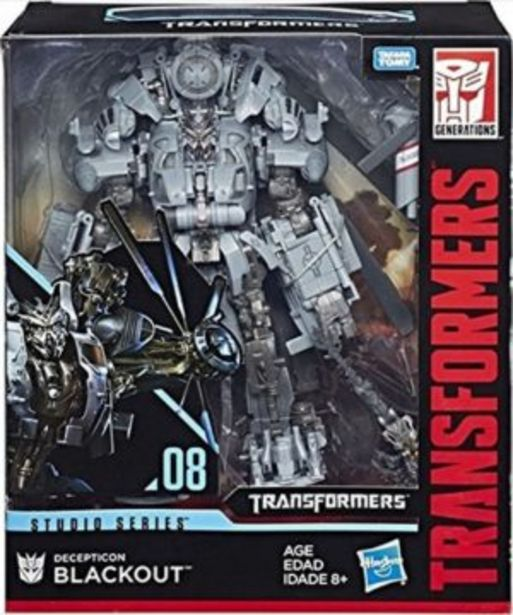 Transformers Studio Series 08 Figure offers at R 1199
