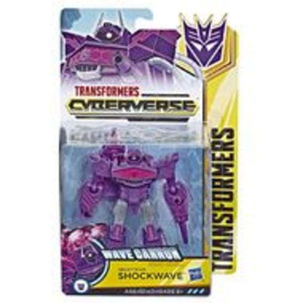 Transformers Cyberverse Assorted offers at R 499,9