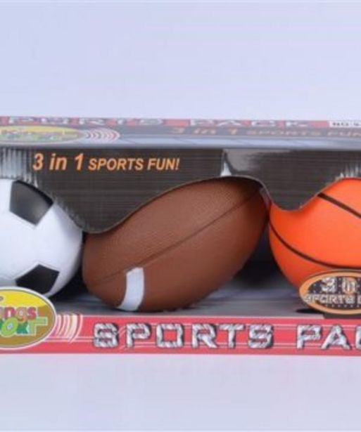 Multi Ball Sport Pack offers at R 249,9