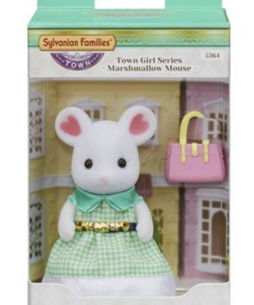 Sylvanian Town Girl Marshm Mouse offers at R 299,9