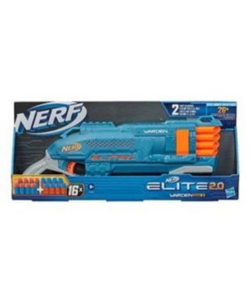 Nerf Elite 2.0 Warden Db-8 Blaster offers at R 599,9