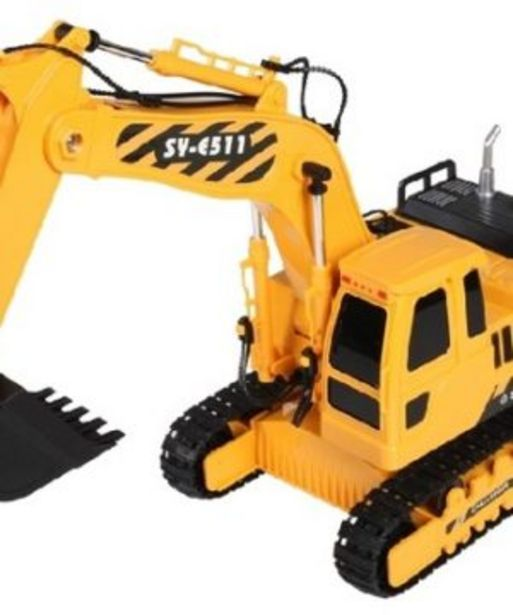 1/20 R/c Excavator W Usb Charger offers at R 899,9