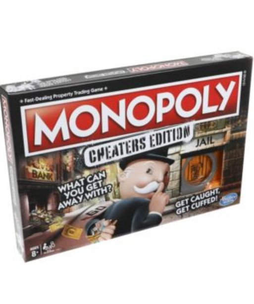 Monopoly Cheaters Edition offers at R 799,9
