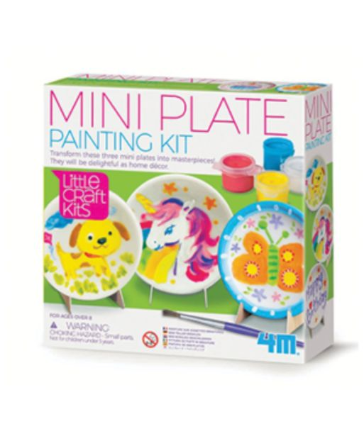 Mini Plates Painting Kit offers at R 119,9