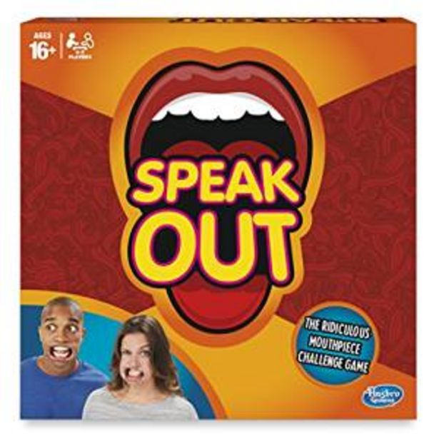 Speak Out Card Game offers at R 529,9