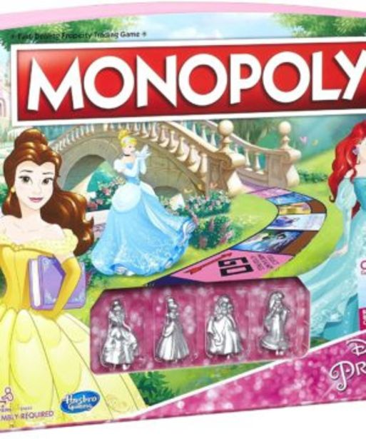 Monopoly Disney Princess Edition offers at R 549,9