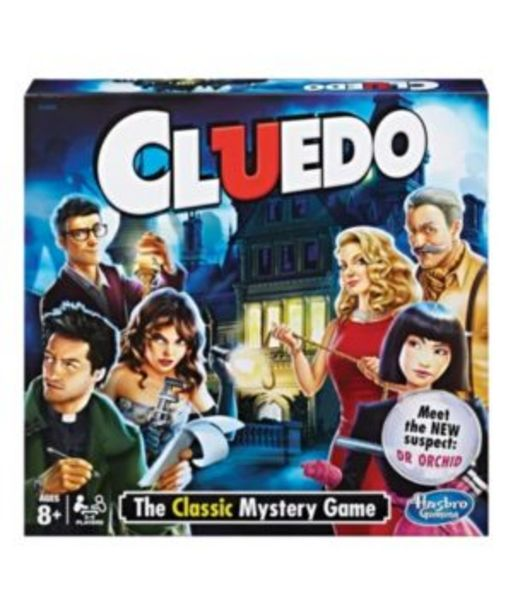 Cluedo offers at R 399,9