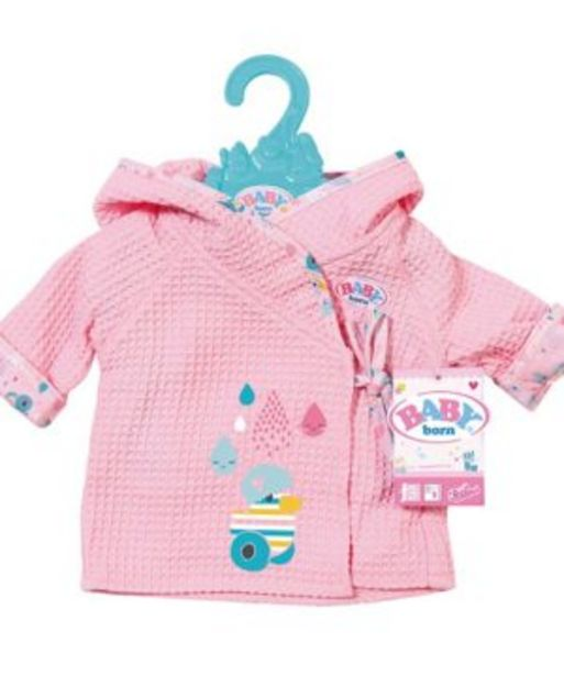 Baby Born Bathrobe offers at R 349,9