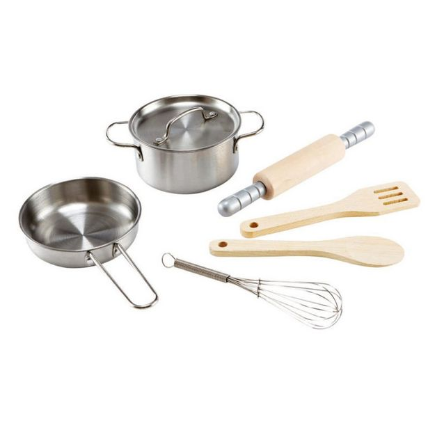 Hape Chefs Cooking Set offers at R 359,9