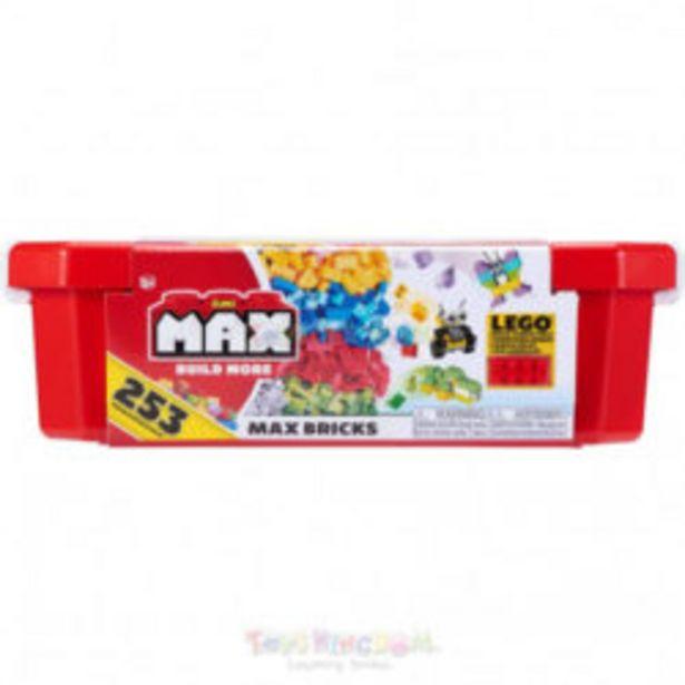 Max Build More Value Brick 253 Pcs offer at R 239,9