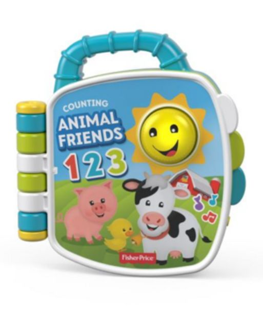 Fisher-price  Animal Friends Book offers at R 269,9