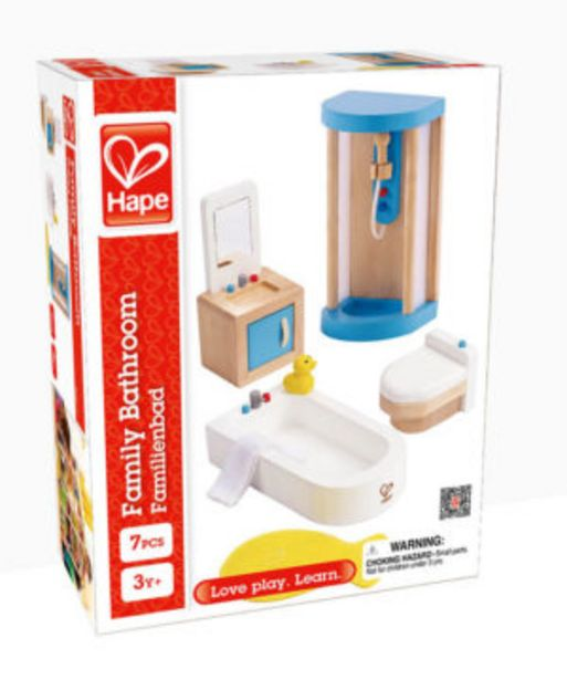 Hape Family Bathroom offers at R 299,9