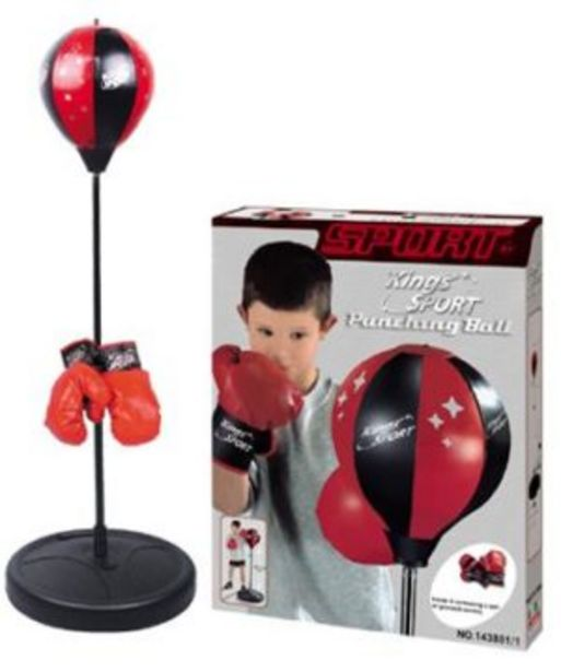 Boxing Set Red And Black offers at R 299,9