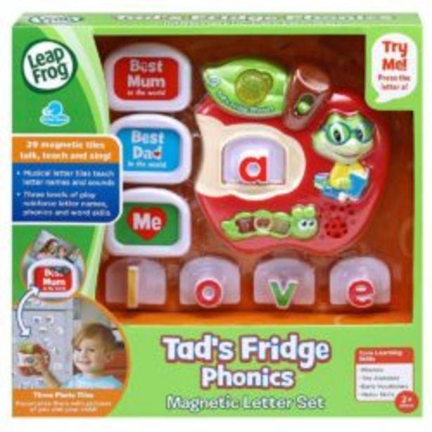 Leapfrog Tad Fridge Phonic Apple offer at R 999,9