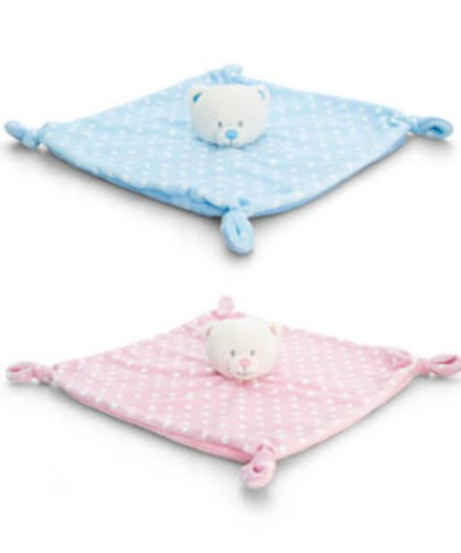 25cm Baby Bear Blanket 2 Asstd offers at R 119,9
