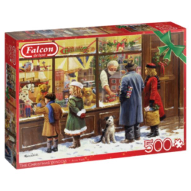 Falcon The Chrstmas Window 500pc offer at R 299,9