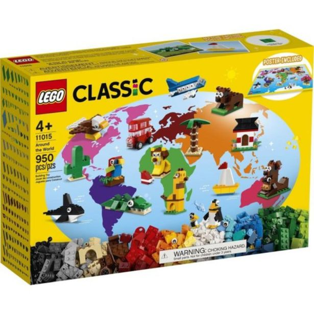 Classic Around The World Bricks Set offers at R 949,9