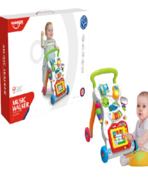 Baby Walker With Activities offers at R 459,9