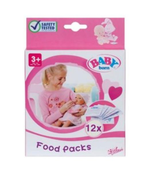 Baby Born Food offers at R 199,9
