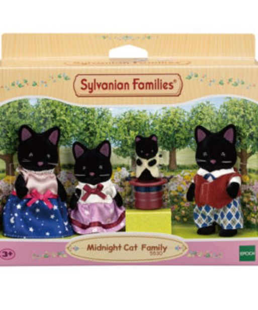 Midnight Cat Family 2021 offers at R 599,9