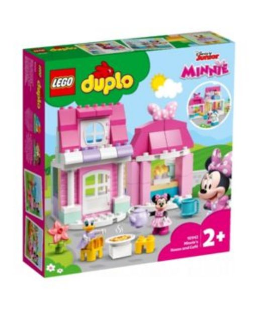 Duplo Disney Minnie's House And CafÉ offers at R 949,9