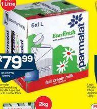 Parmalat Milk offer at R 79,99
