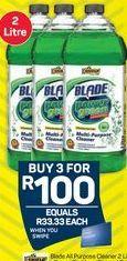 Blade Cleaner 3 offer at R 100