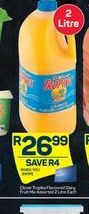 Clover Tropika Dairy Blend offer at R 26,99