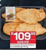 Chicken Strips offer at R 109,99