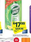 Handy Andy All Purpose Cleaner offer at R 17,99