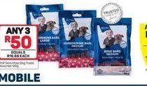 Dog Food 3 offer at R 50