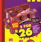 Clover Smooth Yoghurt 2 offer at R 26