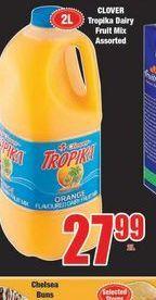 Clover Tropika Dairy Blend offer at R 27,99