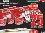 Clover Classic Yogurt 2 offer at R 25