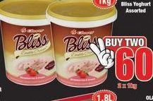 Clover Classic Yogurt 2 offer at R 60