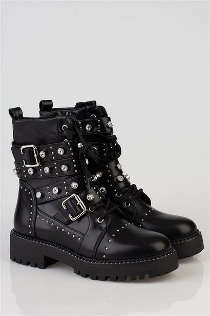 Lace Up Combat Boots offers at R 700