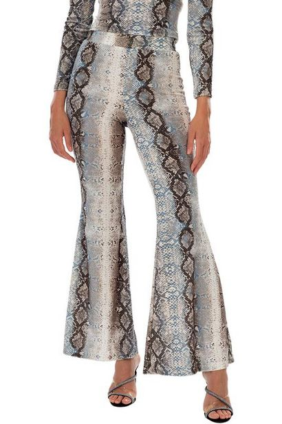 Snake Print Trouser offers at R 400