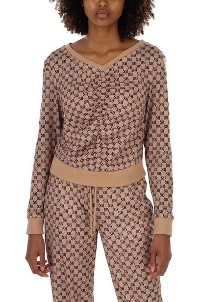 SB Print Sweater offers at R 400