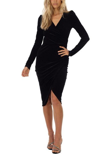 Sleeve Midi Dress offers at R 800