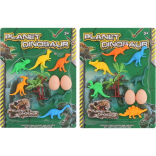 Planet Dinosaur Dino Playset offers at R 19,99