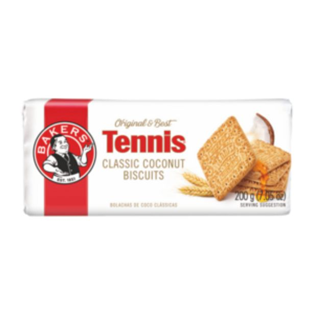 Bakers Tennis Classic Coconut Biscuits 200g offers at R 19,99