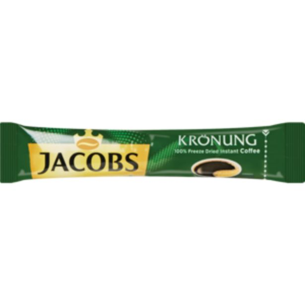 Jacobs Krönung Instant Coffee Stick 1.8g offers at R 2,49