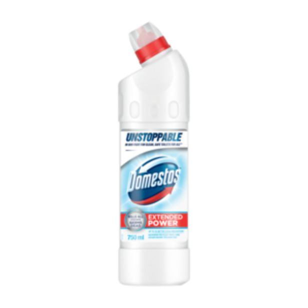 Domestos White & Shine Thick Bleach 750ml offers at R 33,99