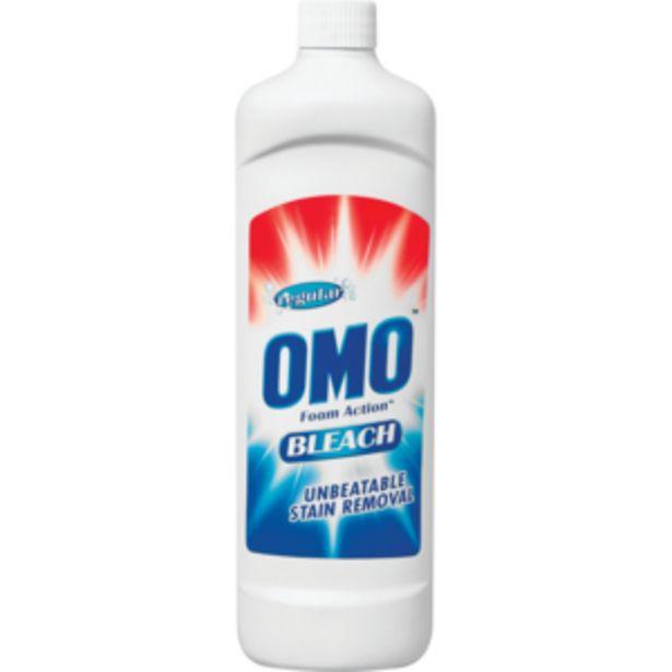 Omo Regular Foam Action Bleach 750ml offers at R 24,99