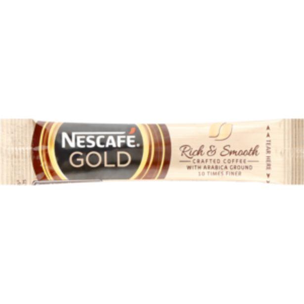 Nescafé Gold Instant Coffee Stick 1.8g offers at R 2,49