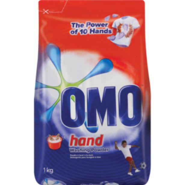 Omo Multiactive Washing Powder 1kg offers at R 34,99