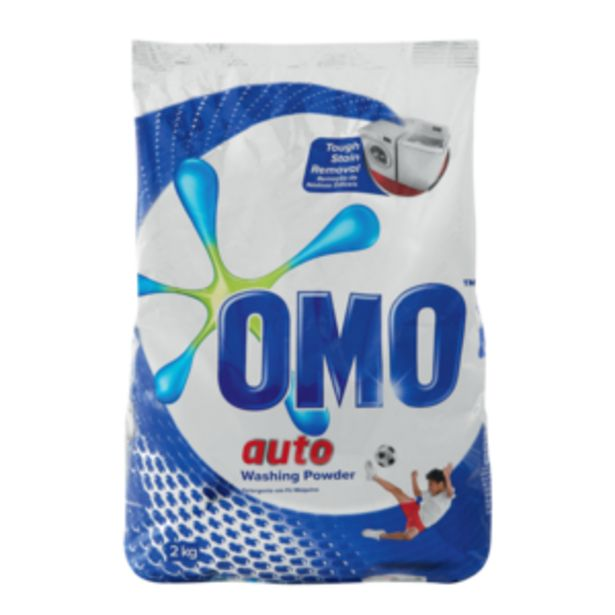 Omo Auto Washing Powder 2kg offers at R 69,99
